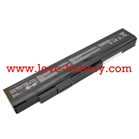 MEDION Akoya P7641 Battery